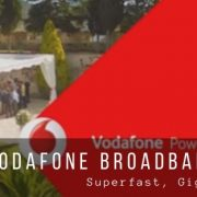 Vodafone UK Broadband deals for home users