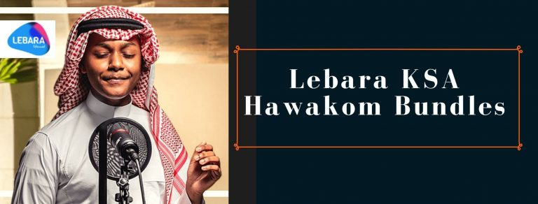 Lebara Hawakom packages for saudi arabia