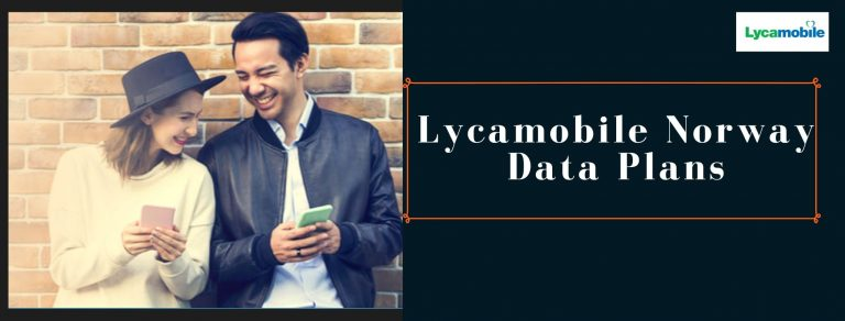 Lycamobile 4G internet offers for Norway