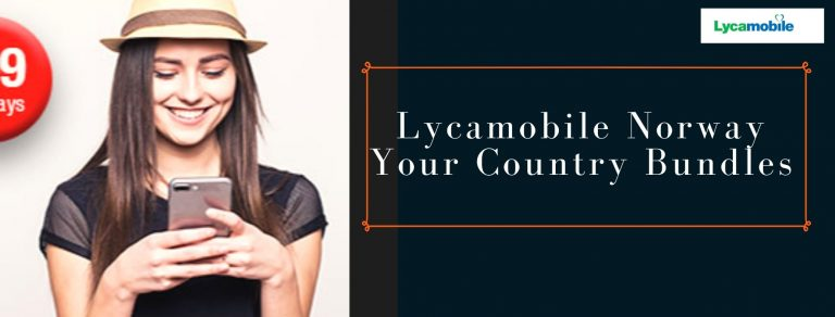 Lycamobile International call plans for Norway