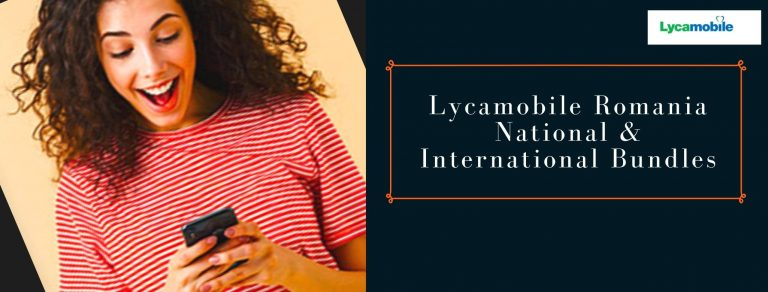 Lycamobile national and international call plans for Romania