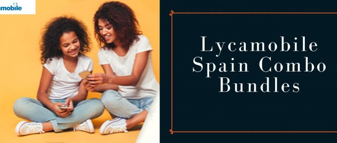 Lycamobile SMS Call and data combo for Spain