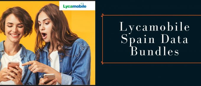Lycamobile Data Plans for Spain