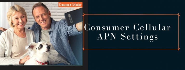 Consumer Cellular GPRS, MMS and Internet settings