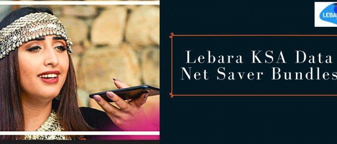 Lebara data bundles for KSA