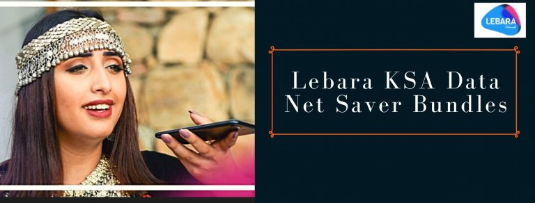 Lebara data bundles for KSA