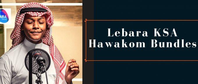 Lebara Hawakom packages for saudi arabia