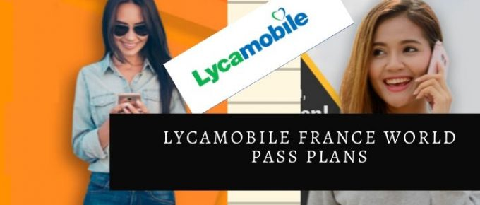 Lycamobile France International Call Plans