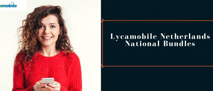 Lycamobile national SMS, call and data plans for Netherlands