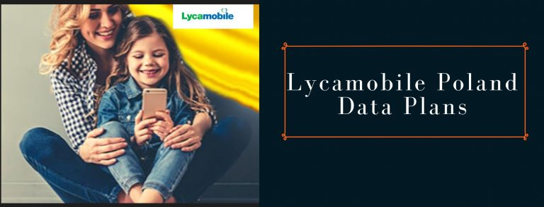 Lycamobile data packages for Poland