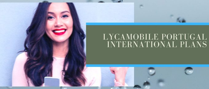 Lycamobile international call plans for Portugal
