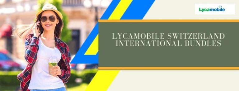Lycamobile International Call Plans for Switzerland