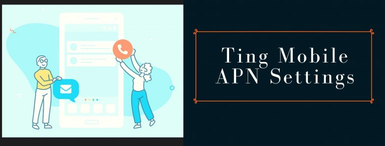Ting GPRS, internet and MMS settings
